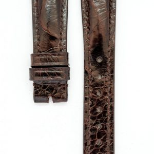 dark-brown-ostrich-watchstrap