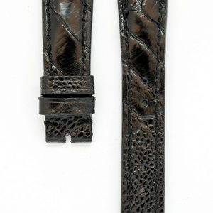 black-stitched-ostrich-watchstrap