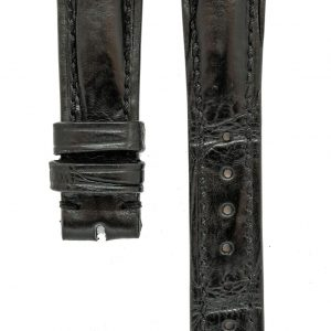 black-crocodile-leather-watchstrap