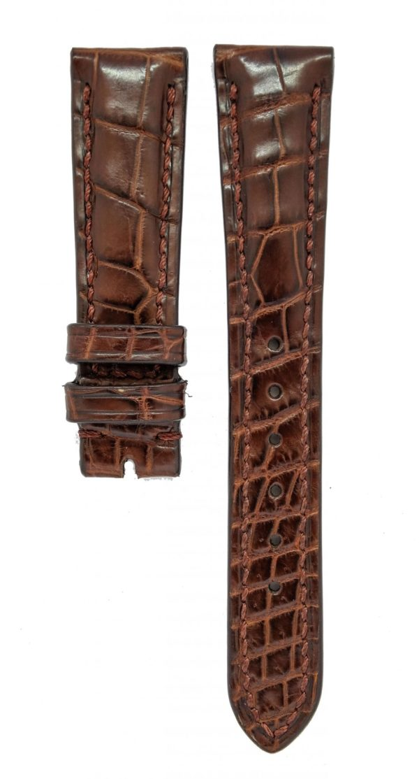 brown-crocodile-leather-watchstrap