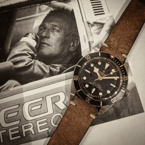tudor-black-bay-58-suede-strap