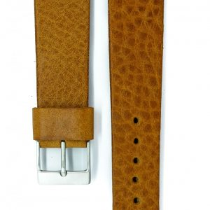 mottled-tan-calfskin-watch-strap