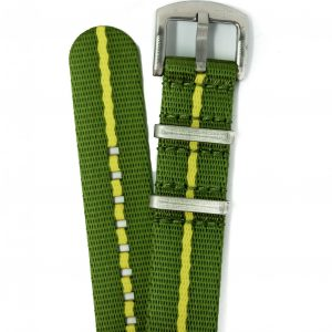 premium-nato-watch-strap-green-pinstripe