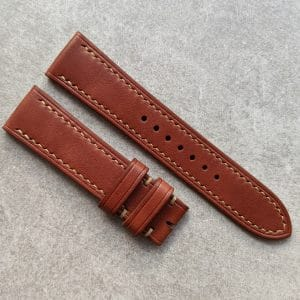 french calfskin mahogany