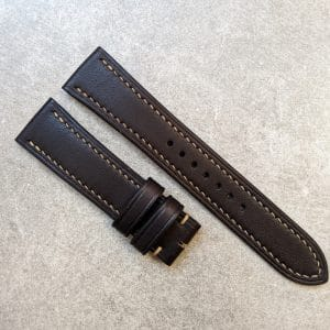 black french calfskin
