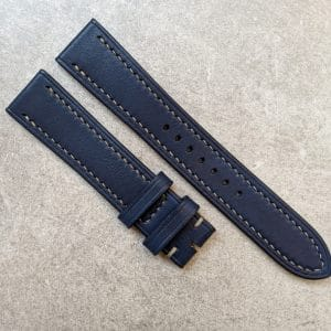 navy blue watch strap