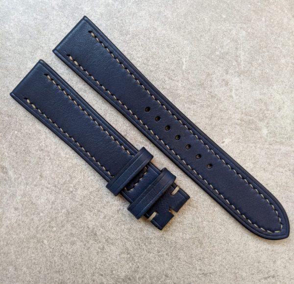 navy blue watch strap