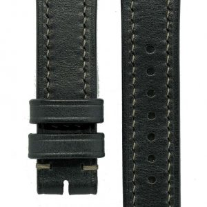 black-french-calfskin-watch-strap