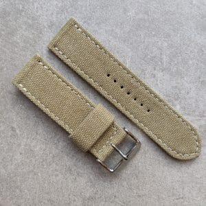 canvas-watch-strap-khaki